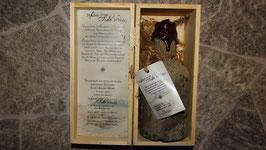 Sylter Tide Whisky - Feinster Blended Scotch - 3 years - gelagert & gereift in der Nordsee vor Sylt (41% vol) - 500 ml Flasche - NATUR BEWUCHS