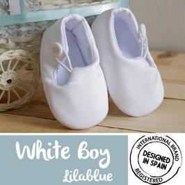 Mocasín WHITE BOY