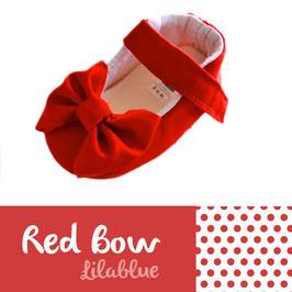 Mercedita REd Bow