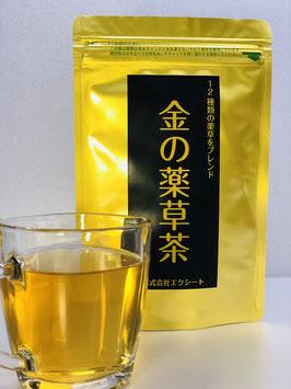 金の薬草茶