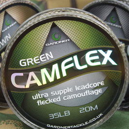 Gardner Tackle Camflex Leadcore