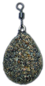 Gardner Tackle Flat Pear Bomb Gravel