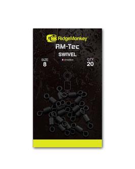 RidgeMonkey RM-TEC Swivel Size 8