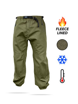 Elements Trail Pant LINED - Hose gefüttert