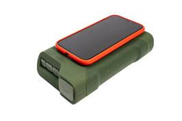Vault C-Smart Wireless 26950mAh  Green/Camo  New