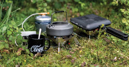 Ridge Monkey Quad Connect Stove Full Kit
