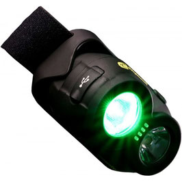 RidgeMonkey VRH150 USB Recharable Head Torch