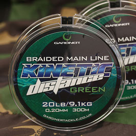 Gardner Tackle Kinetic Distance Braid