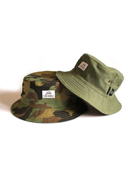 Fortis Bucket Hat – Reversible