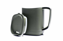 RidgeMonkey Thermo Mug Grey / Green