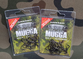 Gardner Tackle COVERT DARK MUGGA - ECO 20  BULK PACK