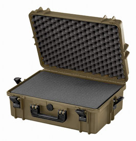 TAF Case 500 - Outdoor Koffer - wasserdicht IP67