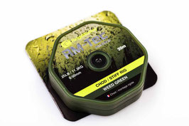 RidgeMonkey RM-TEC Chod/Stiff Rig Material Weed Green 20/25lb 20m