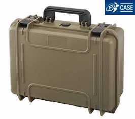 TAF Case 400 - Outdoor Koffer - wasserdicht IP67