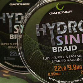 Gardner Tackle Hydro-Sink-Braid