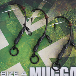 Gardner Tackle RONNIE RIG MICRO BARBED
