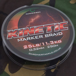 Gardner Tackle Kinetic Marker Braid