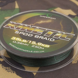 Gardner Tackle Kinetic Spod Braid