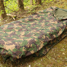 Gardner Tackle Deluxe Thermal Bedchair Cover & Bag DPM