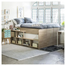 Base Cama Space up