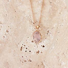 Collier GRÉGOIRE / Rose Opal