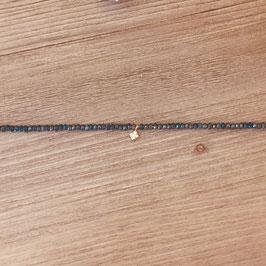 Bracelet OSCAR / Vert Tropique&Losange
