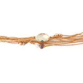 Bracelet JULES / New Gris Doré