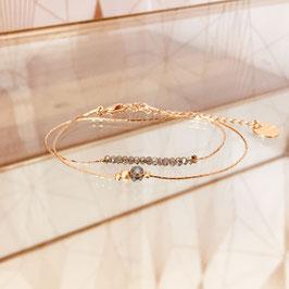 Bracelet ANAIS / Kaki