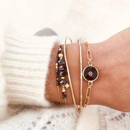 Bracelet CÉLESTIN / Noir