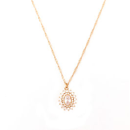 Collier LOUISE doré