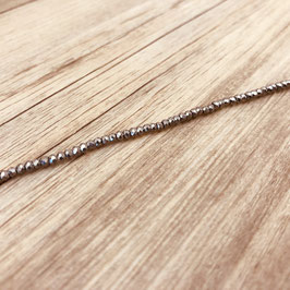 Bracelet OSCAR /Gris Foncé