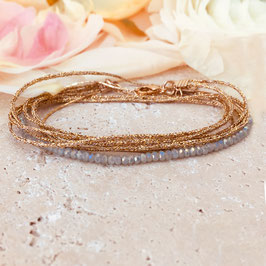 Bracelet LÉO / Ciel