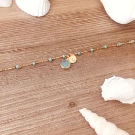 Bracelet PABLO / Seychelles Doré