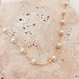 Collier PABLO / Perles nacrées