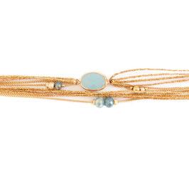 Bracelet JULES / Seychelles doré