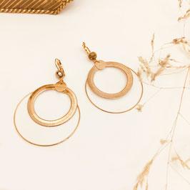 Boucles d'oreilles / IZIA