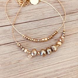 Bracelet MARIUS / Pyrite