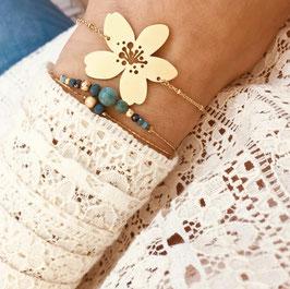 Bracelet SELENA / Doré