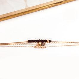 Bracelet THELMA / Noir