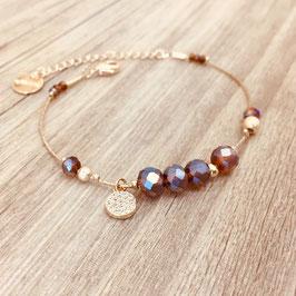 Bracelet PAULA / Marsala