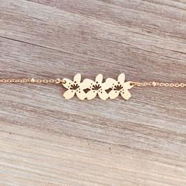 Bracelet MAYA Doré