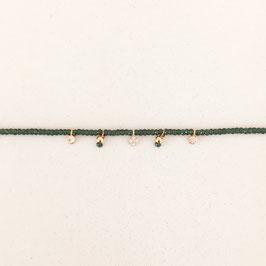 Bracelet INDIE / Vert Tropique