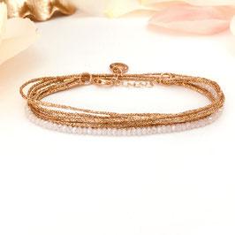 Bracelet LÉO / Blanc