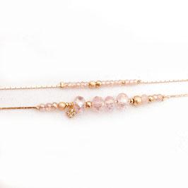Bracelet MARIUS / Rose Poudré