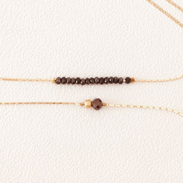 Bracelet ANAIS / Choco