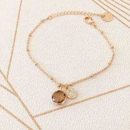 Bracelet SASHA / Brun