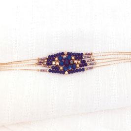 Bracelet DIVA / Indigo