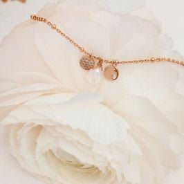 Bracelet OLYMPE / perle d'eau douce
