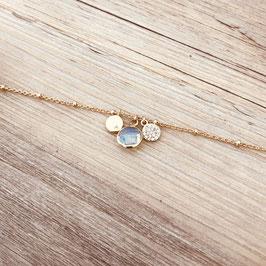 Bracelet IGOR / Gris polaire