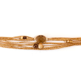 Bracelet JULES / Choco